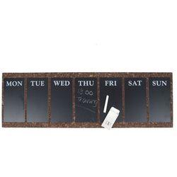 Tablica korkowa weekplanner by marki Pt,