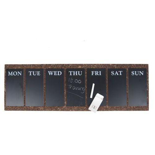 Tablica korkowa Weekplanner by pt,, PT2886
