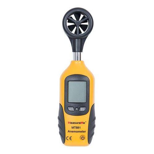 Measureme® Anemometr ze świadectwem wzorcowania mt881