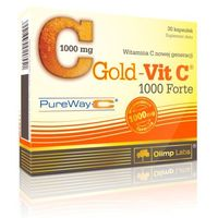 OLIMP Gold-Vit C 1000mg Forte 30 Kaps (5901330020551)