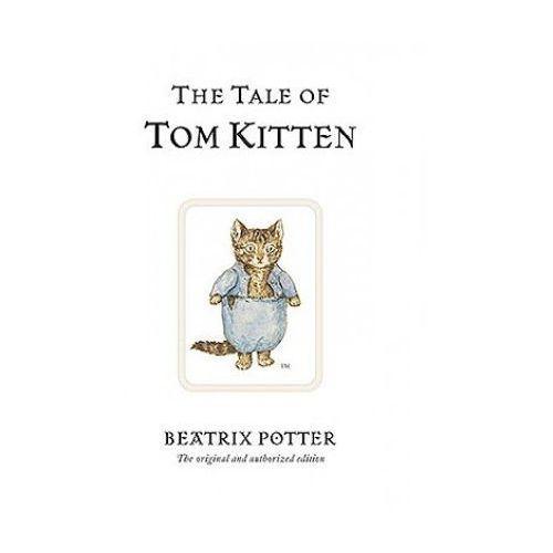 Tale of Tom Kitten, oprawa twarda
