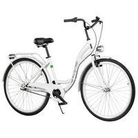 Rower miejski DAWSTAR Citybike S3B Biały DARMOWY TRANSPORT