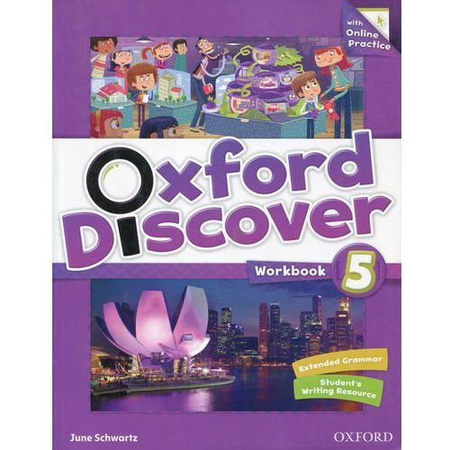Oxford Discover 5: Workbook With Online Practice Pack, OXFORD UNIVERSITY PRESS