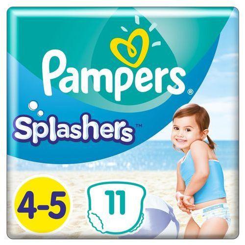 Pampers Splashers, R4-5, 11 jednorazowych pieluch do pływania (8001090698384)