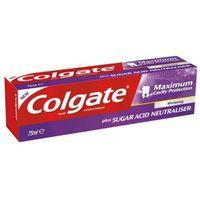 75ml maximum cavity protection whitening pasta do zębów marki Colgate