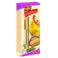 Vitapol Smakers biszkoptowy z sezamem kolby dla kanarka 2szt/90g