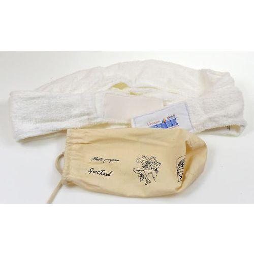 7d1cb2e5d47969 Lene Bjerre Ręcznik Laurie mały beżowy recenzje, opinie - ceny ...