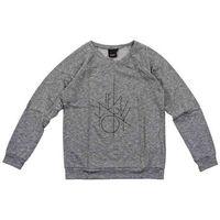 bluza ICHI - X polly SW Grey Melange (10020) rozmiar: XL