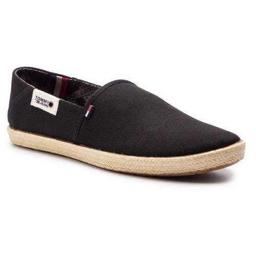 87c0148c8494f ▷ Espadryle TOMMY HILFIGER - JEANS Summer Slip On Shoe EM0EM00027 ...