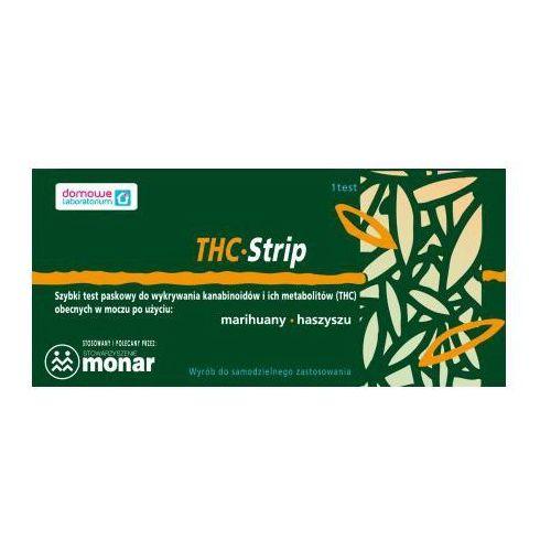 THC test Strip (czułość: 50 ng/ml)