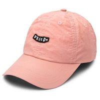 czapka z daszkiem VOLCOM - Stop And Pink Hat Petal Pink (PTP) rozmiar: OS