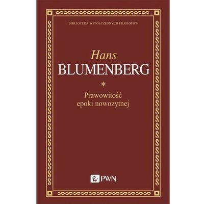 Prawo, akty prawne Blumenberg Hans InBook.pl