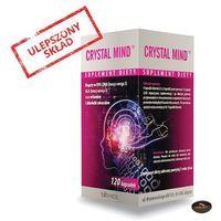 Kapsułki Crystal Mind 120 kaps. 1+1 gratis