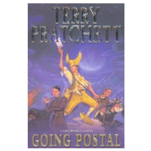 Going Postal (480 str.)