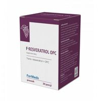 ForMeds F-RESVERATROL + OPC 42,5g proszek Resweratrol - suplement diety (5902768866193)