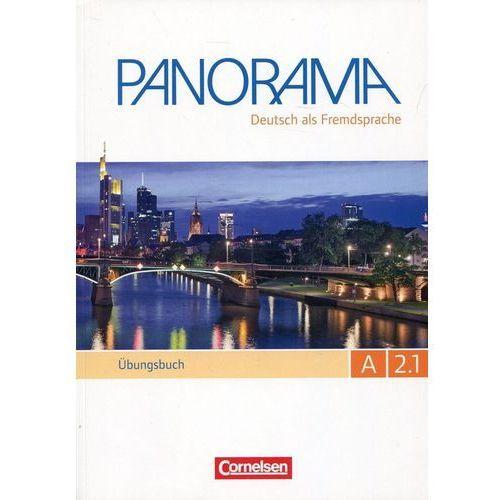 Panorama A2.1 UBungsbuch+DaF +CD, oprawa miękka
