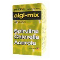 Tabletki Algi-Mix (100 tabletek)