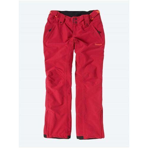 spodnie BENCH - Makeshift Dark Pink (PK039) rozmiar: L