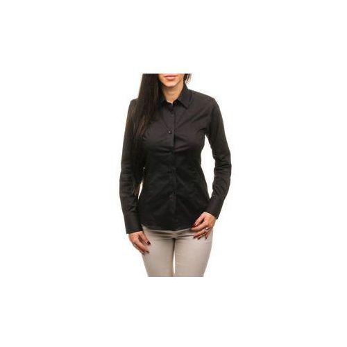 Koszula damska czarna Denley NS20