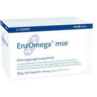 Kapsułki EnzOmega MSE NNKT Omega 3 DHA EPA 60 kaps. Dr Enzmann