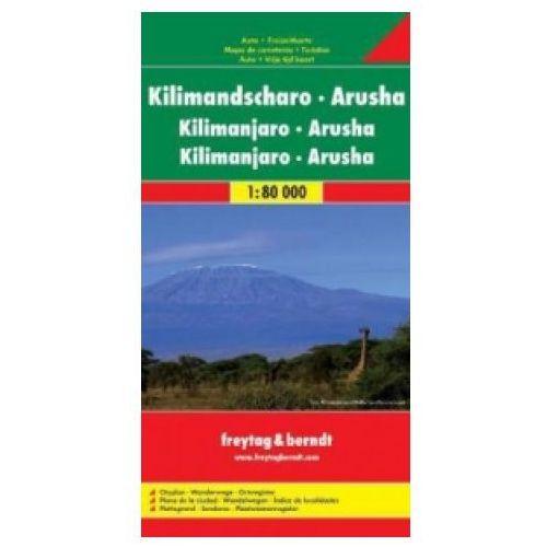 Kilimanjaro-Arusha, oprawa miękka