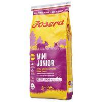 3,6 kg + 900 g gratis! karma sucha , 4,5 kg - mini junior  -5% rabat dla nowych klientów  darmowa dostawa od 99 zł marki Josera
