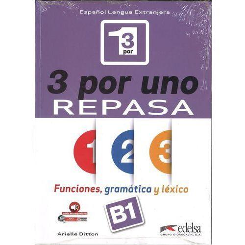 3 por Uno poziom B1 książka