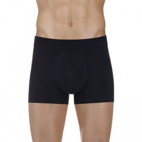 Impetus (portugalia) Bokserki - majtki męskie chłonne na nietrzymanie moczu / inkontynencję - do prania - czarne (prod. protechdry®)