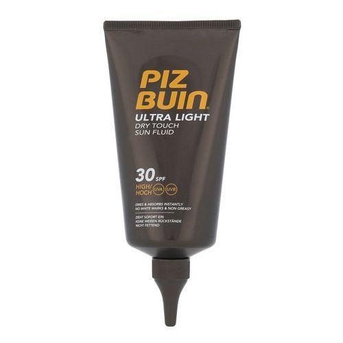PIZ BUIN Ultra Light Dry Touch Sun Fluid SPF30 preparat do opalania ciała 150 ml dla kobiet, 61622 - Sprawdź już teraz