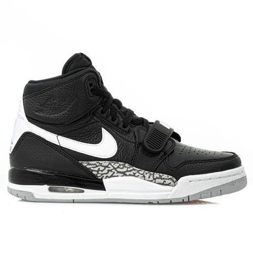 Buty sportowe air jordan legacy 312 gs (at4040-001) marki Nike