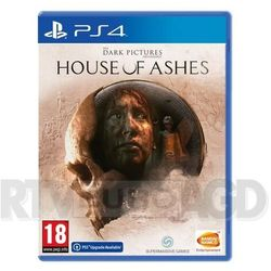 The dark pictures anthology: house of ashes ps4 / ps5 marki Namco