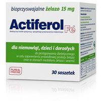 ACTIFEROL Fe 0,015g x 30 saszetek