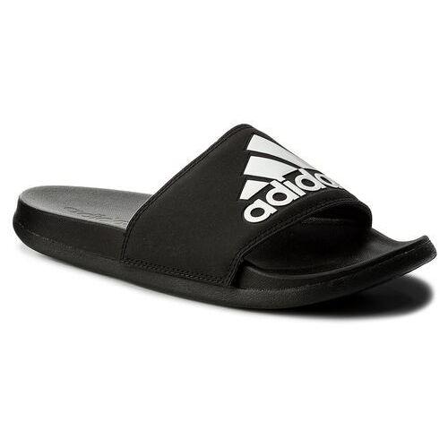 Adidas klapki adilatte cf+ logo cg3425 czarny