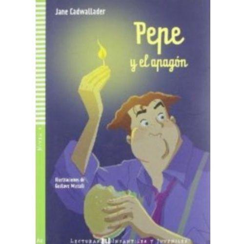 Pepe y el apagon A2 + CD (32 str.)