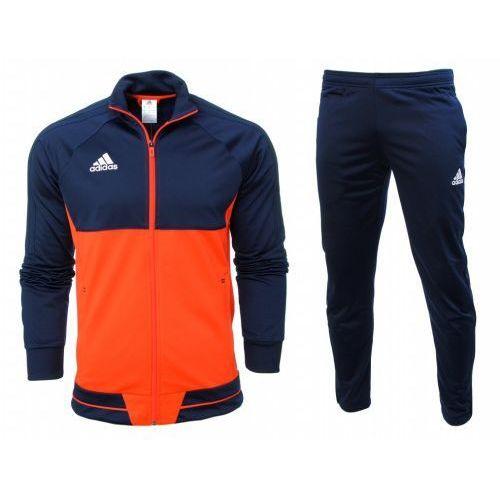 przystępna cena sprzedaż obuwia całkiem miło Adidas Dres meski spodnie bluza tiro 17 bq2601 / bq2619 ...