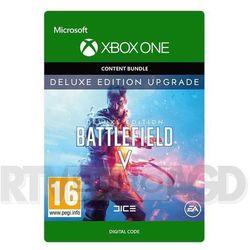 Microsoft Battlefield v - upgrade do edycji deluxe [kod aktywacyjny] xbox one