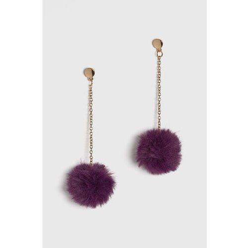 - kolczyki royal purple marki Medicine