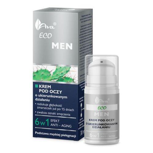 Ava Eco Men krem pod oczy o ukierunkowanym działaniu dla mężczyzn 15ml, 5263