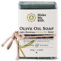 Make Me Bio, 100% Naturalne Mydło z Oliwy z Oliwek, 100g