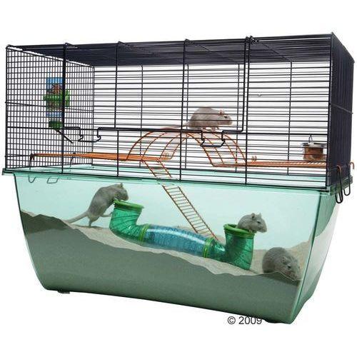Klatka dla gryzoni Habitat XL - Dł. x szer. x wys..: 70 x 37 x 56 cm| -5% Rabat dla nowych klientów| Dostawa GRATIS + promocje (5411388050719)