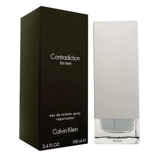 Zdjęcie produktu Calvin Klein Contradiction Men 100ml EdT