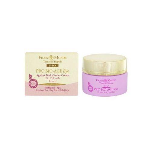 Pro bio-age against dark circles eye cream krem pod oczy 30 ml dla kobiet Frais monde