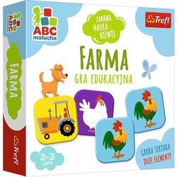 Farma ABC Malucha gra edukacyjna 01944 Trefl, T01944