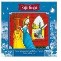 Ośla skórka Bajki-grajki/CD/ - Praca zbiorowa (5902020510093)