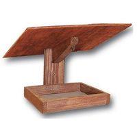 Certech karmnik drewniany dla ptaków - model b -
