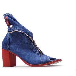 Botki 40c289 jeans, Lanqier