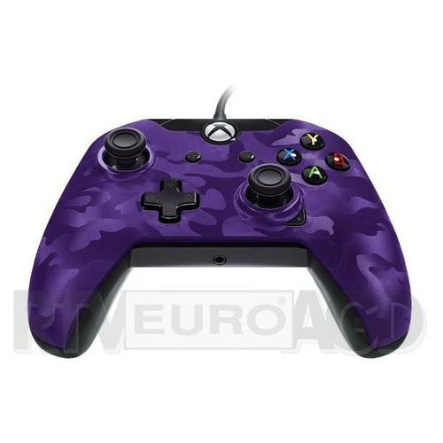 Kontroler PDP Deluxe Camo Purple do Xbox One
