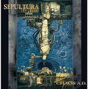 Sepultura  CHAOS A D  0016861900021  CHAOS A D  Sepultura Płyta CD