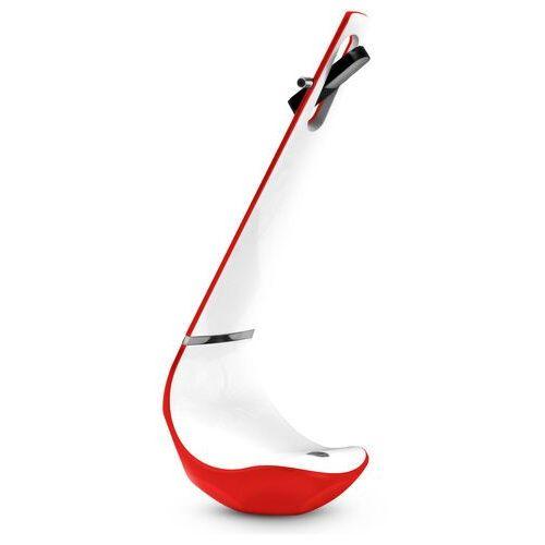 TRAE Kali lampka biurkowa LED 5 000 K czerwona