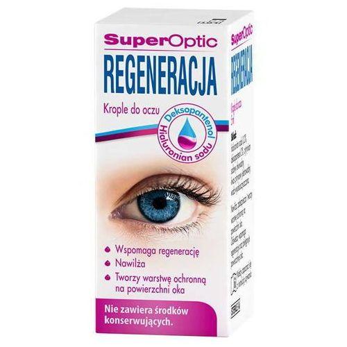 Superoptic regeneracja krople do oczu 10ml marki Polpharma
